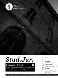 Stud.jur.2011_3_WEB - Juridisk Diskussionsklub