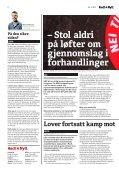 Få av LOs krav til EØS-avtalen oppfylt - Rød Ungdom - Page 2