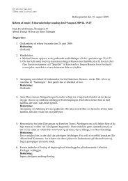 Referat 1908 2009 - Hyldenet