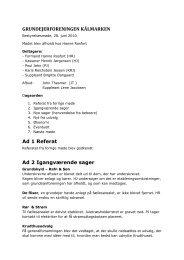 Referat af bestyrelsesmøde, juni 2010 (pdf)