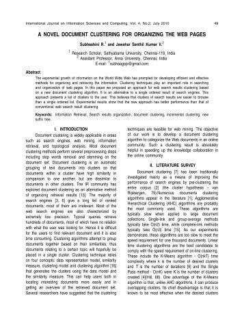 Information Science & Computing July 2010 - 9.pdf - Sathyabama ...