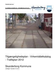 Tilgængelighedsplan - Virkemiddelkatalog - Skanderborg Kommune