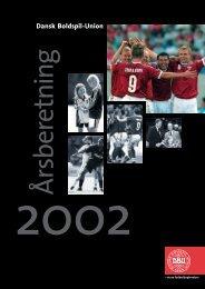 Dansk Boldspil-Union 2002 - DBU