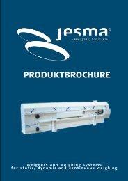 Produktbrochure - Jesma Vejeteknik A/S