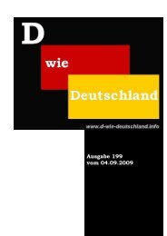 Ausgabe 199 vom 04.09.2009 - Gay-Web