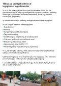 Vedligeholdelse og nyetablering - JRJ Ribe - Page 2