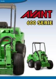 AVANT 600 serie