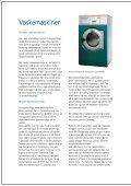 Installation af vaskerimaskiner - Electrolux Laundry Systems - Page 4