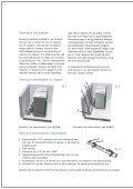 Installation af vaskerimaskiner - Electrolux Laundry Systems - Page 6