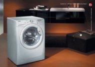 edestä täytettävät pesukoneet frontmatade tvättmaskiner - Hoover