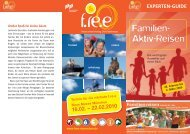Familien- Aktiv-Reisen