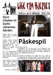Stort tillykke til Sankt Johannes Gården - Sankt Ansgars Skole