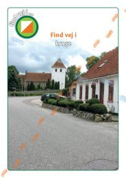 Find vej i Lynge - Allerød OrienteringsKlub