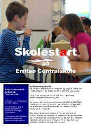 på Erritsø Centralskole
