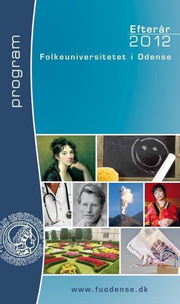 program - Folkeuniversitetet i Odense