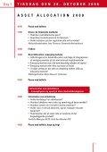 Asset Allocation - IBC Euroforum - Page 5