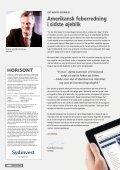 Læs den elektroniske version af Horisont her - Sydinvest - Page 2