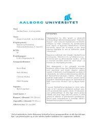 Titel: MachineVision - teori og praksis Tema ... - MachineVision.dk