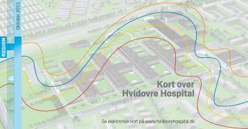 Anbefalinger for funktionsplanlægning af fælles ... - Hvidovre Hospital