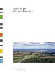 Vejledning om kommuneplanlægning, Maj 2008 - Naturstyrelsen