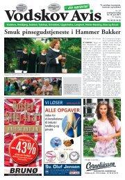 Uge 24 - juni - Vodskov Avis