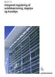 SBi 2011:15 - Statens Byggeforskningsinstitut