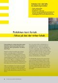 Politik for Udsatte Byområder - Itera - Page 6