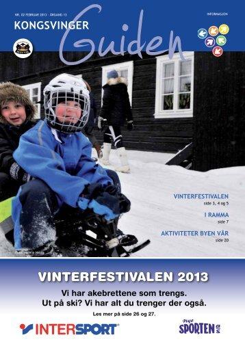 Februar - Byen vår, Kongsvinger