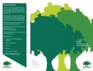 politik om forebyggelse og sundhed på storskoven