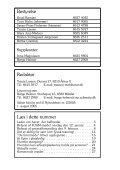 Nyt nr. 1/2005 - Foreningen til Udvikling af Alderdommens Muligheder - Page 2