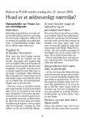 Nyt nr. 1/2005 - Foreningen til Udvikling af Alderdommens Muligheder - Page 4