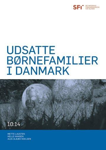 SFI udsatte børnefamilier i Danmark