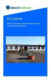 STU-Lolland - Lolland Kommune