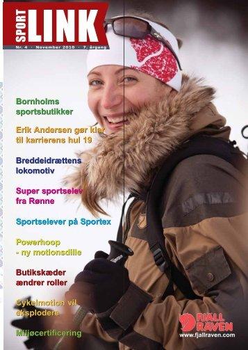 Bornholms sportsbutikker Erik Andersen gør klar til karrierens hul 19 ...