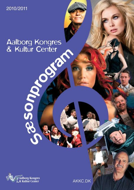 9,- Bizz-Billetter - Aalborg Kongres & Kultur Center