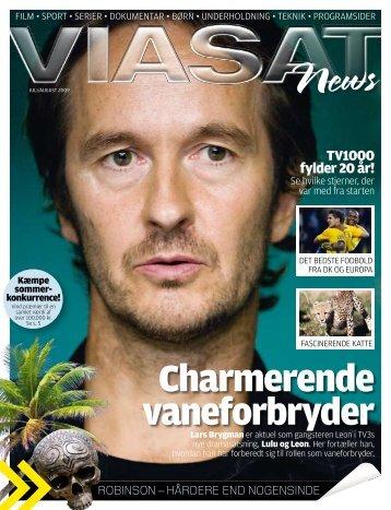 Charmerende vaneforbryder - viasatservice.dk