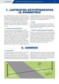 Protector liukuportti asennusohjeet - Pur-Ait Oy - Page 3