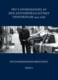 PET's overvågning af den antiimperialistiske venstrefløj 1945-1989