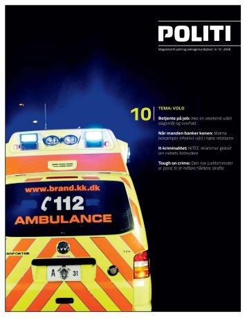 Magasinet Politi, nr 10 - 3. december 2008.pdf - Politiets
