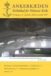 2007.3 - Holmens Kirke