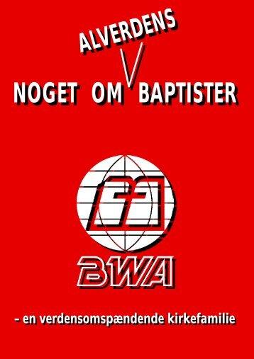 noget om alverdens baptister