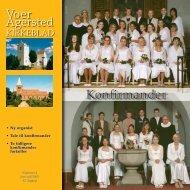 7082 - juni-juli 05.indd - Voer og Agersted Sogne
