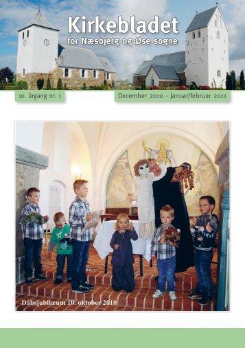 kirkeblad nr. 1 - Næsbjerg Kirke