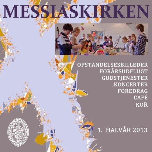 Hent vores kirkeblad - Messiaskirken