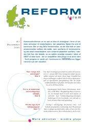 [pdf] REFORM - Ergoterapeutforeningen