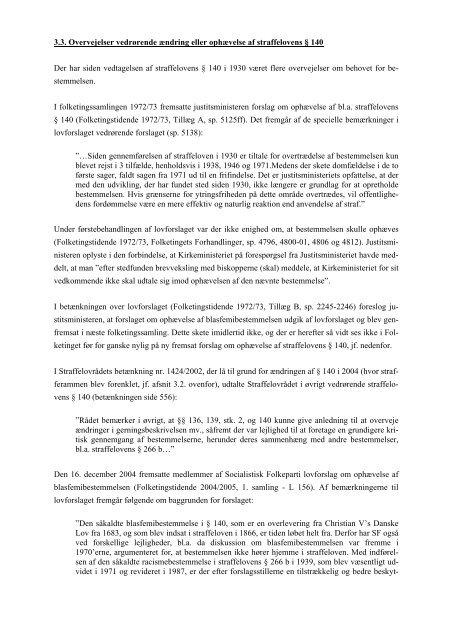 RIGSADVOKATEN Bilag 1 J.nr. RA-2006-41-0151 15. marts ... - Krim