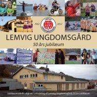 LEMVIG UNGDOMSGÅRD - Lemvig ungdomsgaard