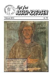 Nr 78 - febr. 2013 - Assisi-Kredsen
