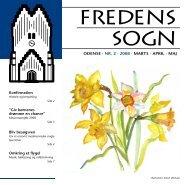 2008 nr. 2 - Fredens Kirke/Fredens sogn