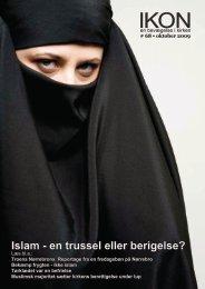 Islam - en trussel eller berigelse? - IKON - Danmark